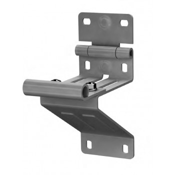 Боковая опора с роликодерателем DH25234 для секционных ворот DoorHan