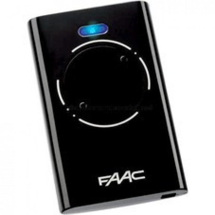 Пульт FAAC двухканальный XT2