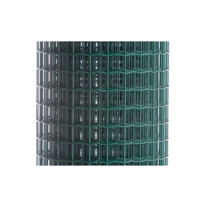 Заборная сетка Премиум в рулонах высота 2м длина 10 метров