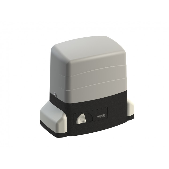 Привод для откатных ворот Roger G30/2204 с магнитными концевиками