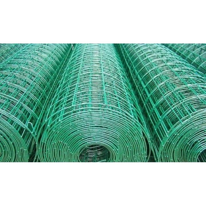 Заборная сетка Классик в рулонах высота 1,5м длина 10 метров