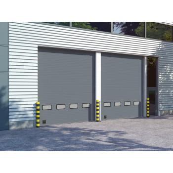 Ворота промышленные секционные ISD01