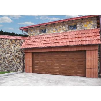 Ворота секционные гаражные DoorHan серия RSD01