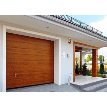 Ворота секционные гаражные DoorHan серия RSD02